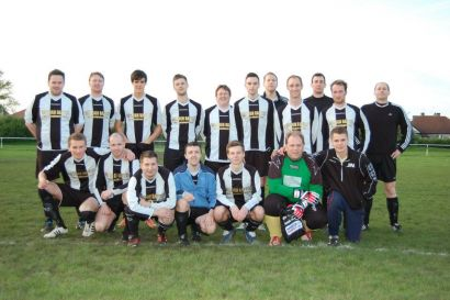 Rayleigh Baptist Church FC Secure the Double