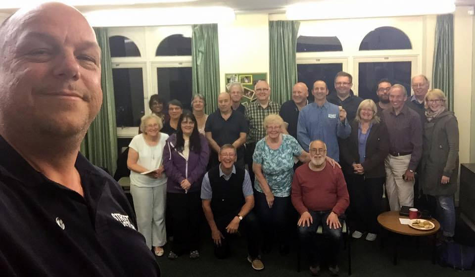 Southend Street Pastors receive a Queens Award