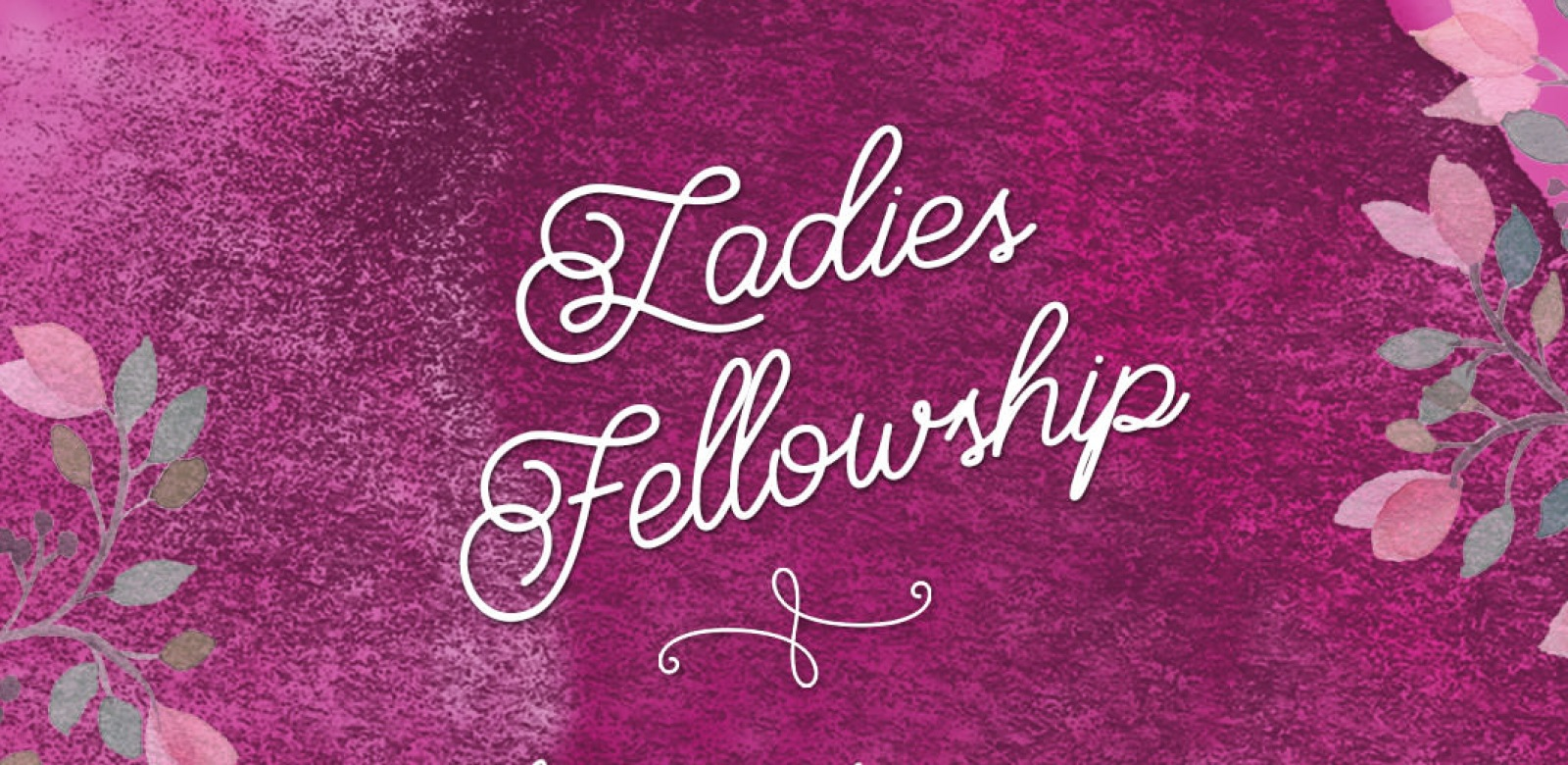 Shoebury Gospel Hall Ladies Fellowship