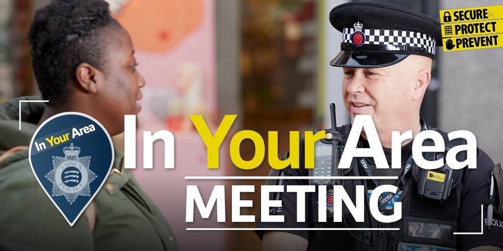Local Police Community Meetings across the Borough