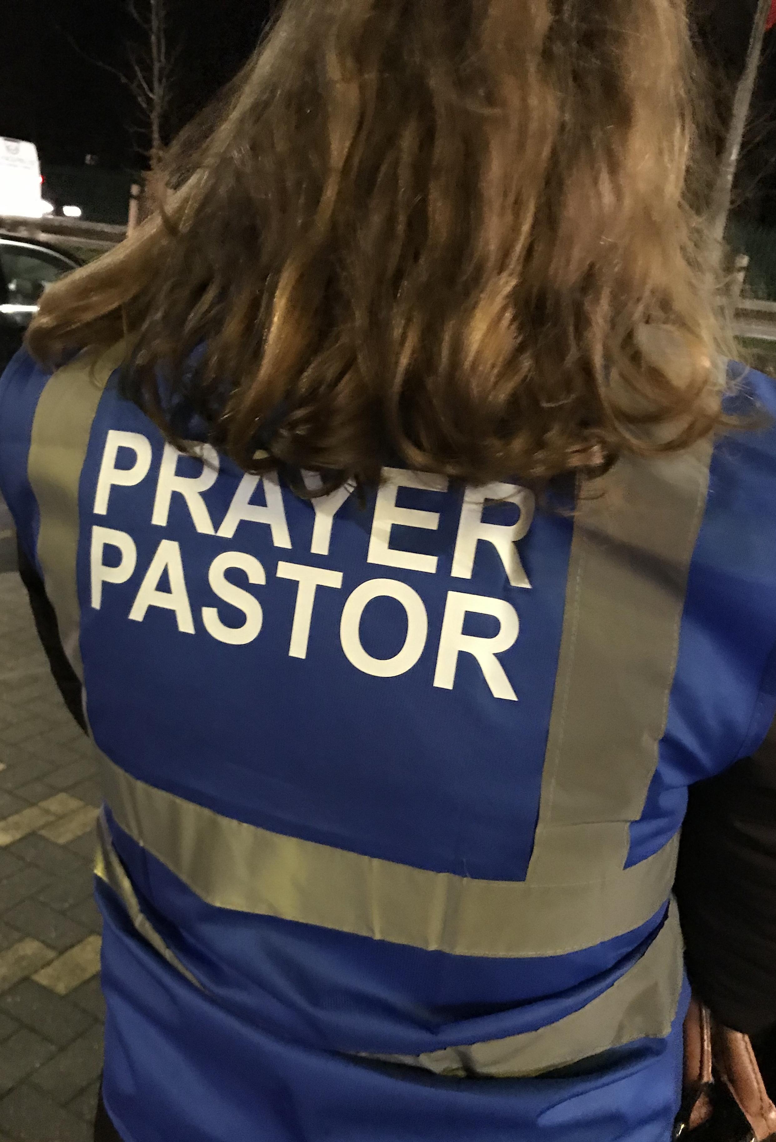 Prayer Run: Reflecting on Modern Day Slavery