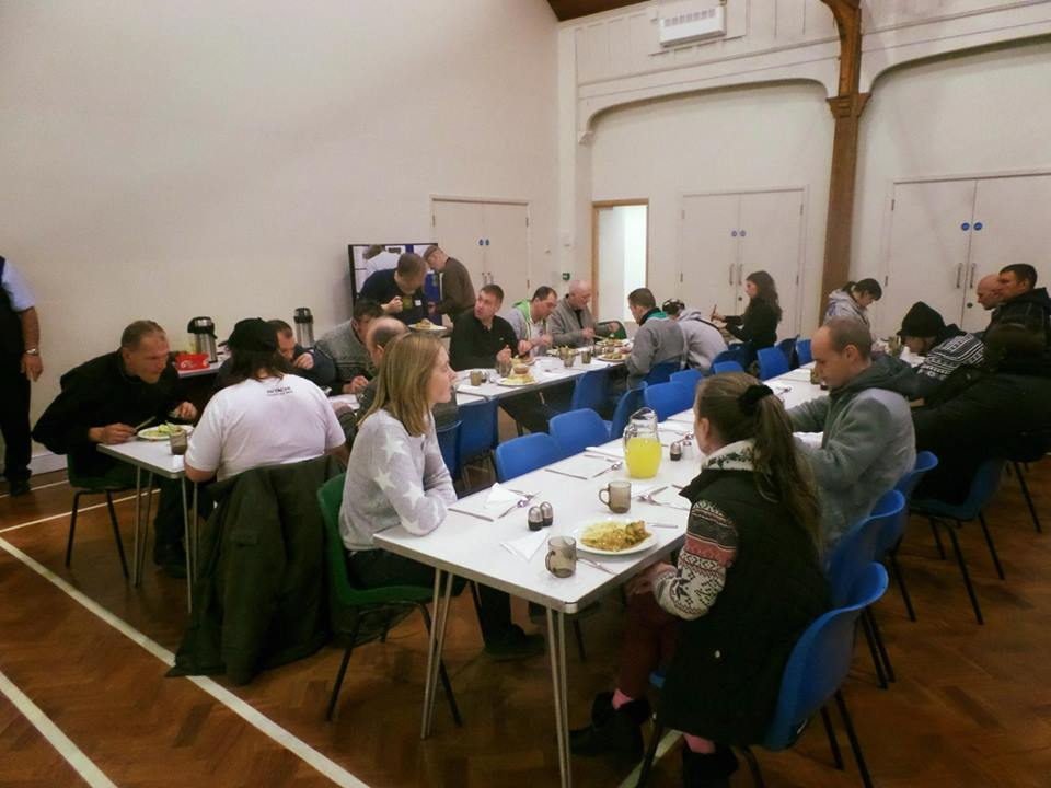 Thousands of hours donated in first 4 weeks by Southend Churches Winter Night Shelters volunteers