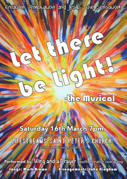 Let There Be Light- the Musical
