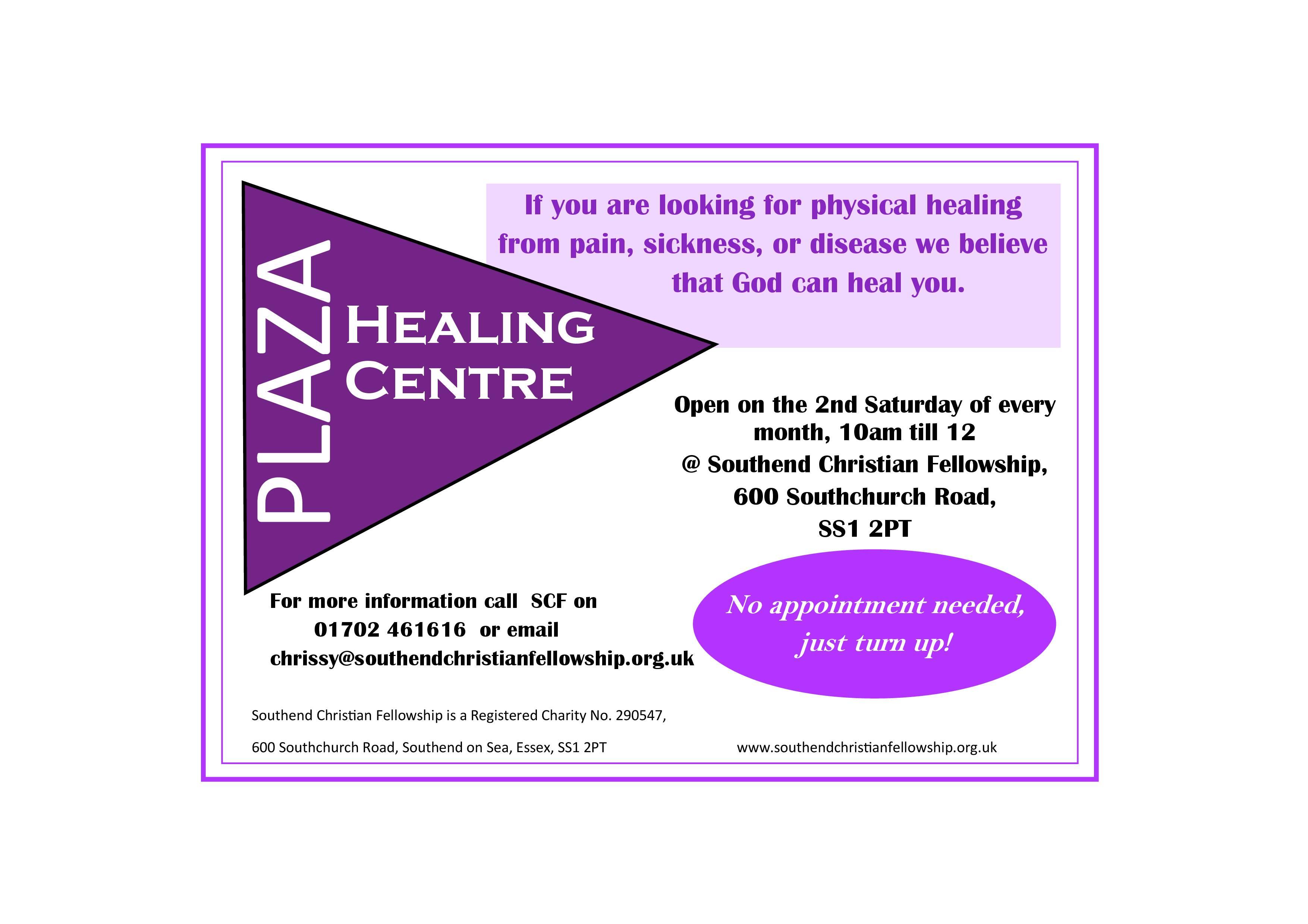 Plaza Healing Centre