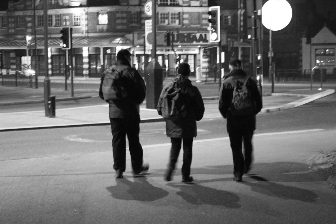 Southend Street Pastors Prayer Walk June