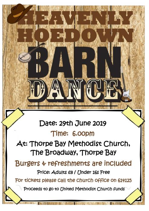 Family Barn Dance – Heavenly Hoedown