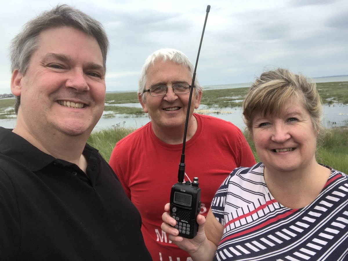 Essex Radio Amateurs Supporting the D-Day Flyover