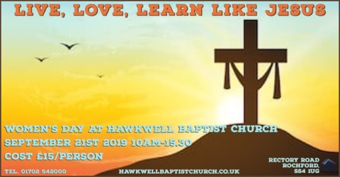 Women's Day : Live, Love, Learn Like Jesus