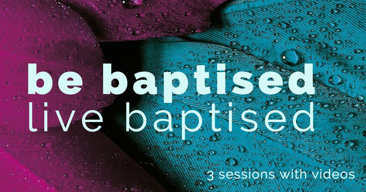 Believer's Baptism Course – filmed in Southend by Church from Scratch