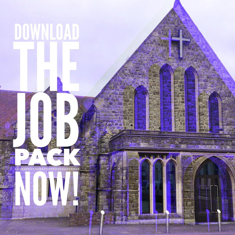 New Resource Church September 2020 – Job Opportunities