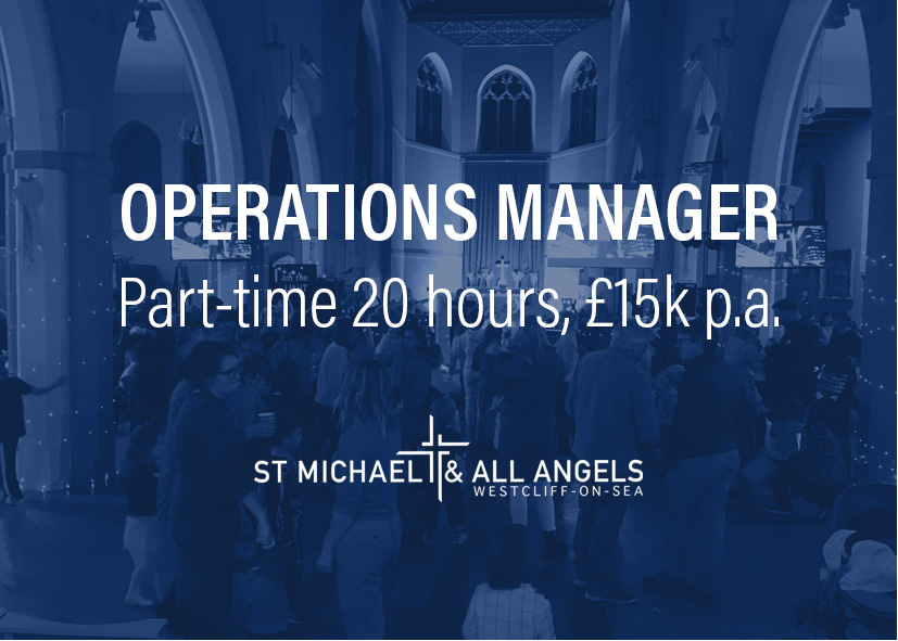 Job Opportunity: St Michael's, Westcliff Operations Manager