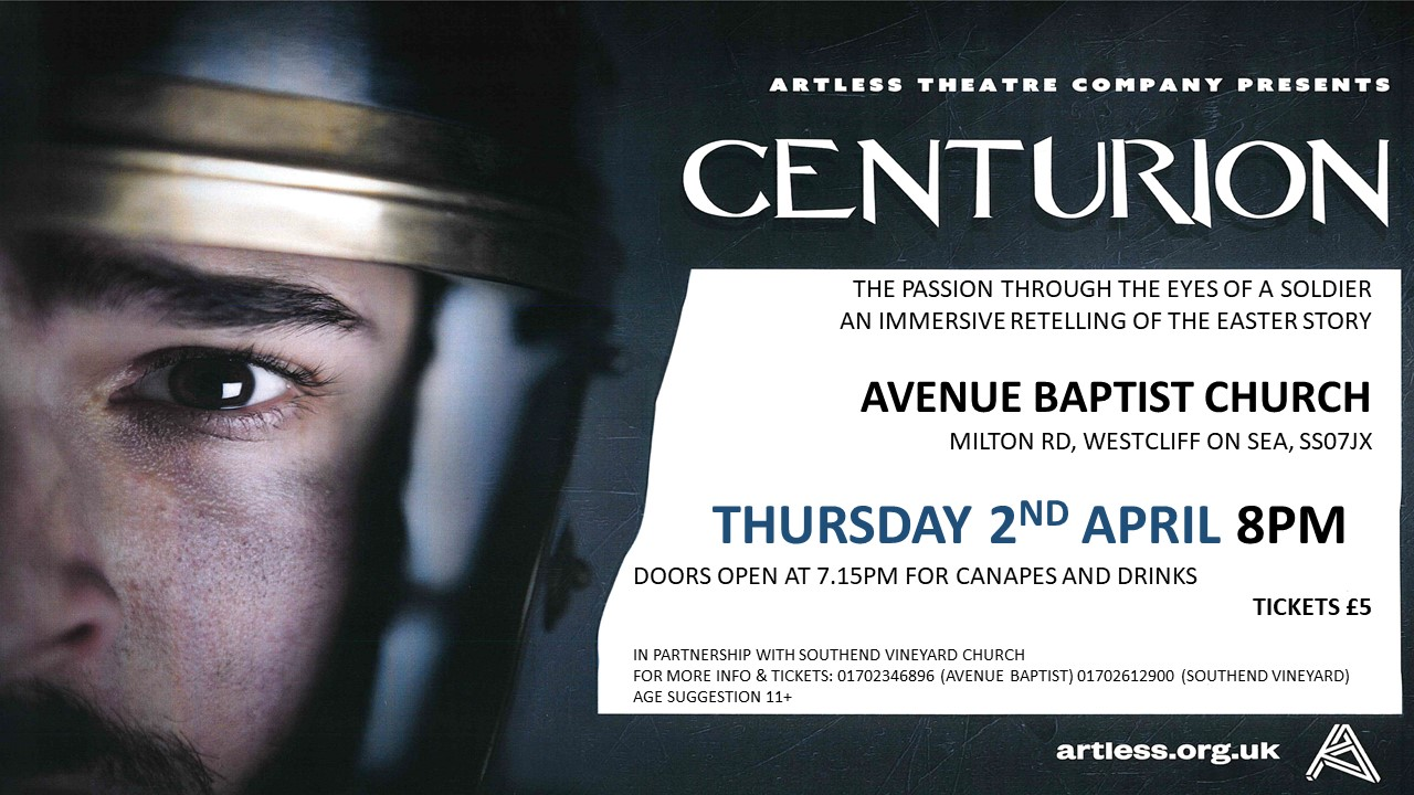 'Centurion' Theatre Performance