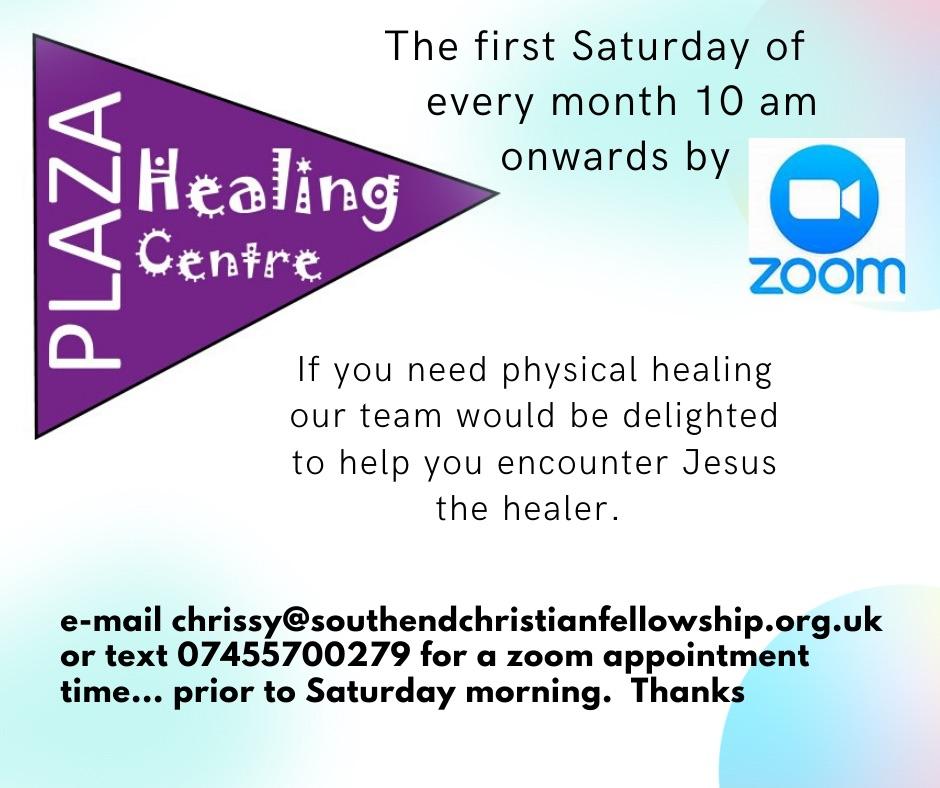 Plaza Healing Centre Online