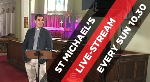 St Michael and All Angels Sunday Morning Service – Live Stream