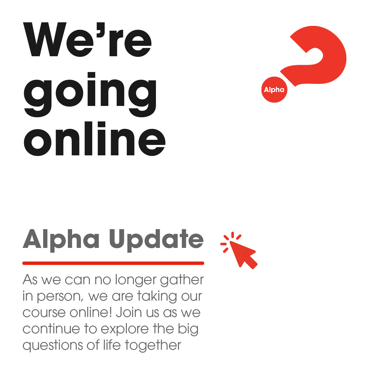 Virtual Alpha course hosted by Southend Christian Fellowship