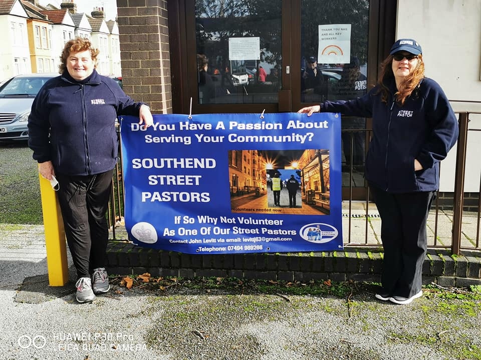 Southend Street Pastors | Have you ever wondered how Jesus would have dealt with the pandemic lockdown?