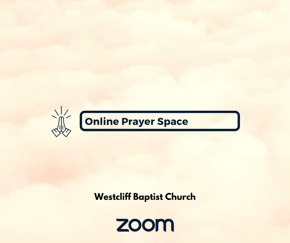 Weekly Online Prayer Space