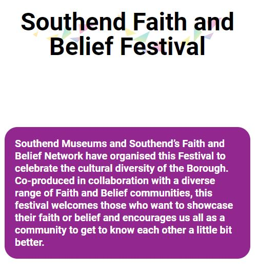 First ever virtual Faith and Belief Festival to celebrate cultural diversity of the Borough