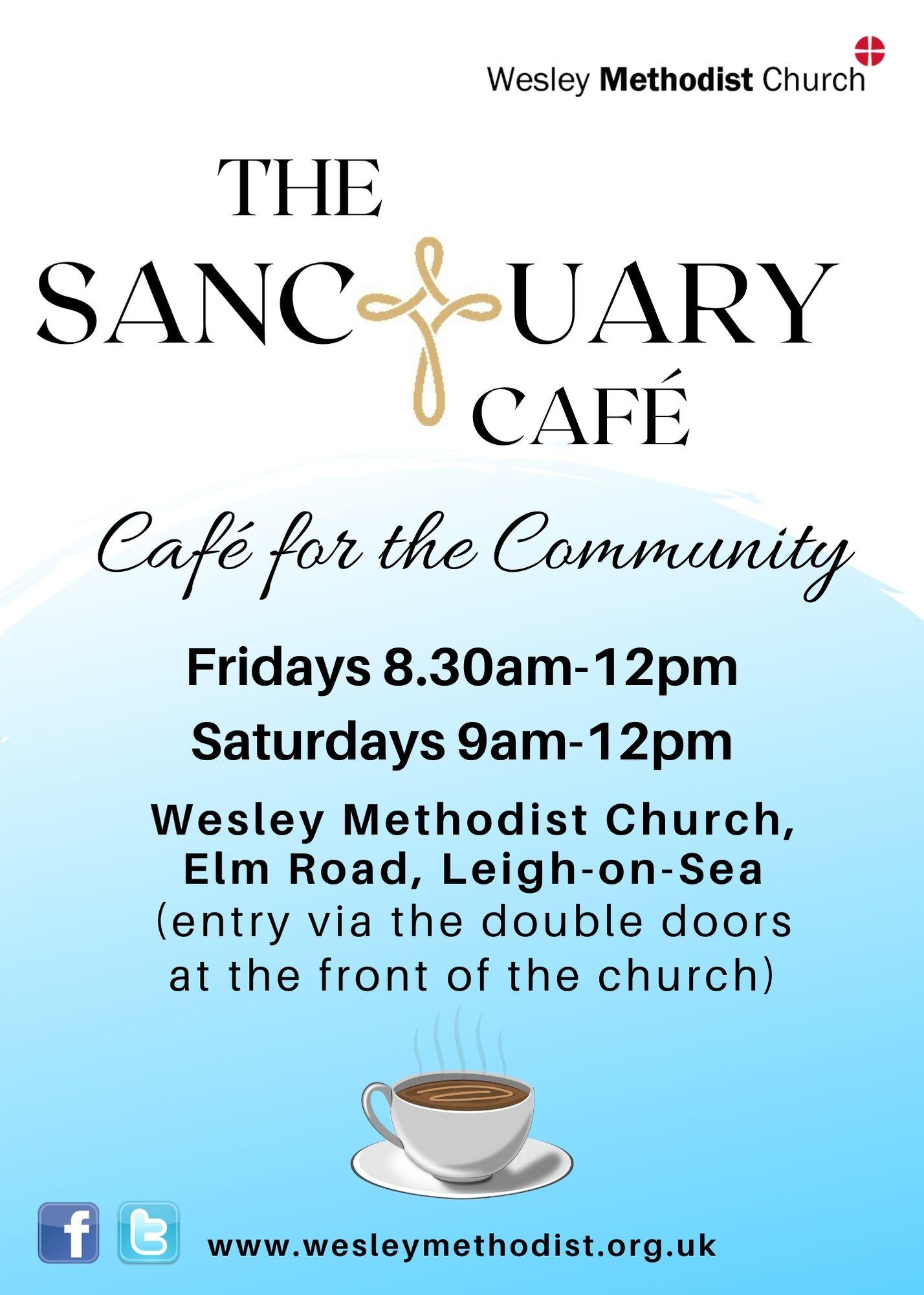 The Sanctuary Cafe