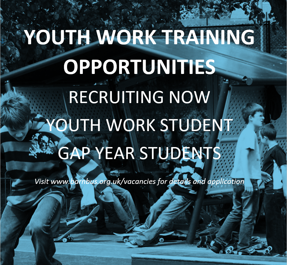 Youth Work Opportunities