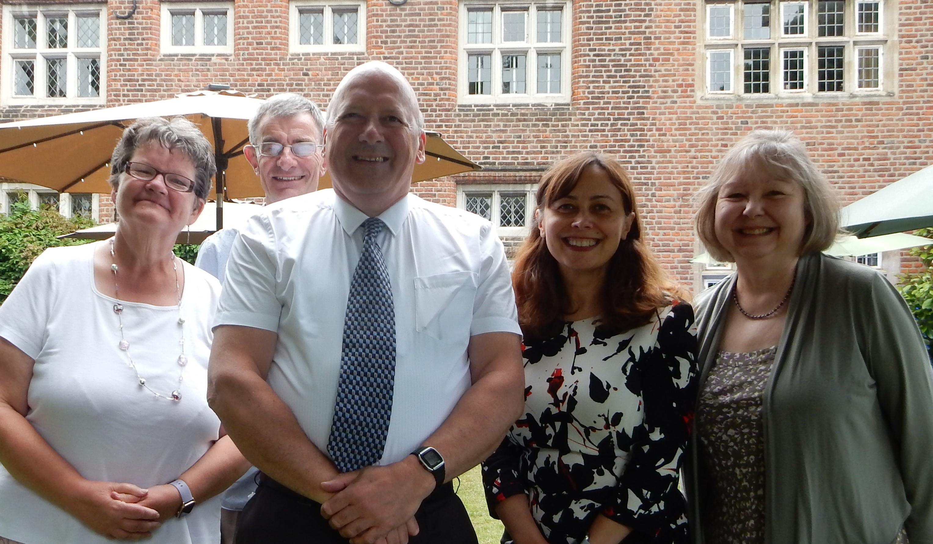 Farewell to Ali Griffin, CEO Southend-on-Sea Borough Council