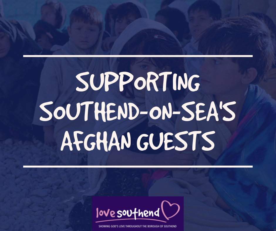 Supporting Southend-on-Sea's Afghan Guests