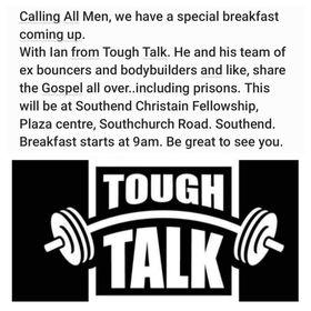 Men's Breakfast with Ian McDowall of Tough Talk